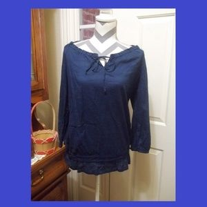 Faded Glory blouse (B47)